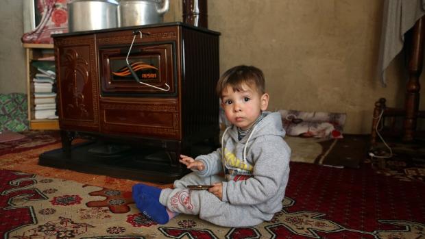 Afghan baby Donald Trump