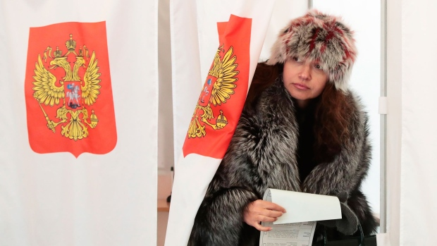 Polls open across Russian Federation