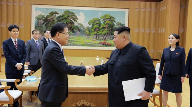 North Korea's top diplomat in surprise visit to Sweden