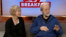 Penny Eizenga and Gordon Pinsent