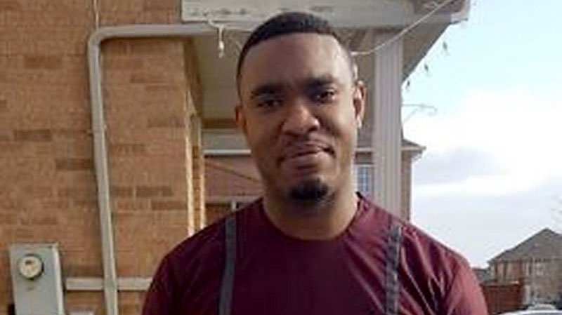 Toronto police say Nnamdi Ogba, 26, was gunned down as he walked to his vehicle in Etobicoke Friday March 16, 2018. (Handout /Toronto Police)