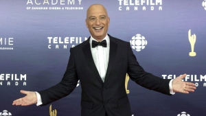 Howie Mandel arrives on the red carpet at the 2017 Canadian Screen Awards in Toronto on Sunday, March 12, 2017. Just For Laughs has been sold to Howie Mandel and ICM Partners, an American talent agency. THE CANADIAN PRESS/Chris Young