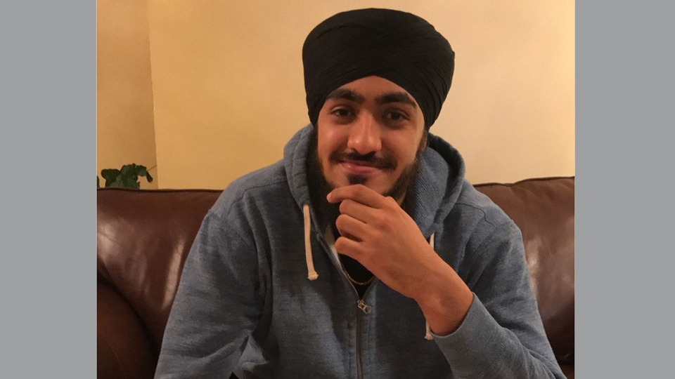 Police say 21-year-old Paviter Singh Bassi died in hospital on March 20 from injuries sustained in an assault a day earlier. (Handout /Peel Regional Police)