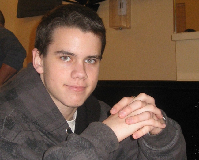 Mason MacPhail, 16, is seen in this photo made available by the Toronto Police Service.