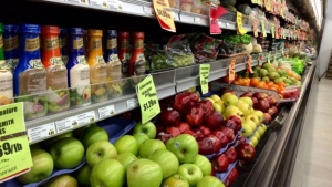 University of Winnipeg economics professor Phil Cyrenne said consumers will feel the impact beyond the price at the pumps and on their home heating bills, and supermarkets have fuel costs. (File image)