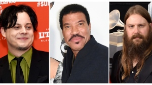 This combination photo shows musicians, from left, Jack White, Lionel Richie and Chris Stapleton who will headline the Pilgrimage Music and Cultural Festival scheduled for September 22 and 23 in Franklin, Tenn. (AP Photo)