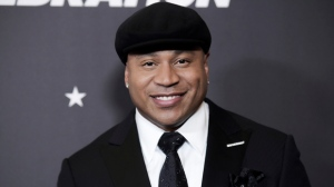 """In this Jan. 18, 2018, file photo, LL Cool J attends the Lip Sync Battle Live: A Michael Jackson Celebration in Los Angeles. The two-time Grammy-winning rapper tells The Associated Press that he will launch his new classic hip-hop Sirius channel called """"Rock the Bells Radio"""" on March 28. (Photo by Richard Shotwell/Invision/AP, File)"""