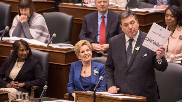 Liberals will expand Greenbelt if re-elected: Wynne