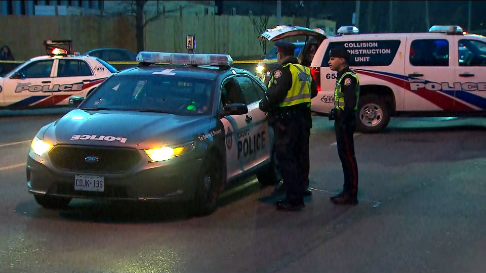 One male is dead after a crash in the Rosedale area.