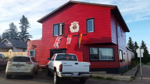 A house in Torrington, Alta. is shown in a Wednesday, Aug.10, 2016 handout photo. A class-action lawsuit against the creators of Pokemon Go has been dropped after the company took steps to deal with what the plaintiff said was an invasion of privacy. Calgary lawyer Clint Docken filed legal action against California-based Niantic Inc. in August 2016 on behalf of Barbra-Lyn Schaeffer from Torrington, Alta. THE CANADIAN PRESS/HO - Barbra-Lyn Schaeffer