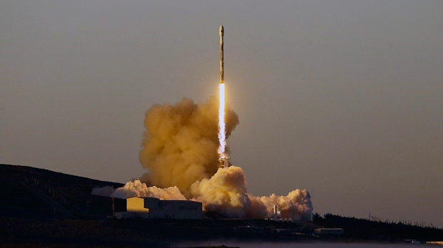 SpaceX launch from Vandenberg Air Force Base now set for Friday