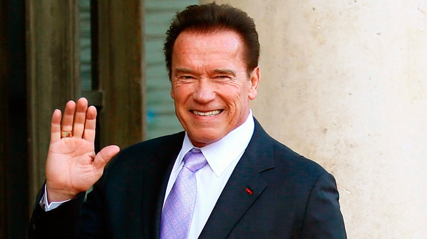 Became aware of the feeling of Arnold Schwarzenegger after surgery