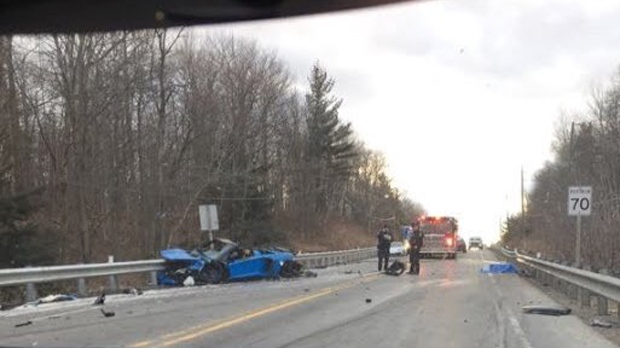 Serious to life-threatening injuries in 5-car crash in Richmond Hill