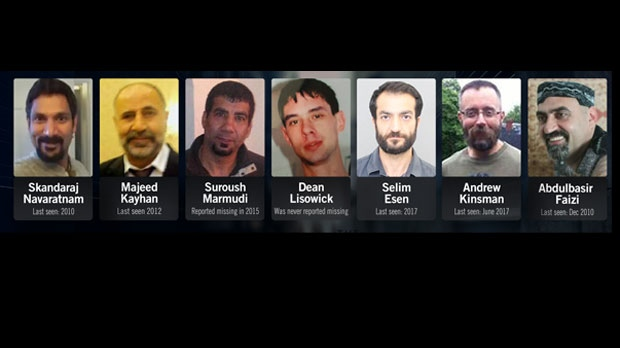 a look at bruce mcarthur s alleged victims cp24 com