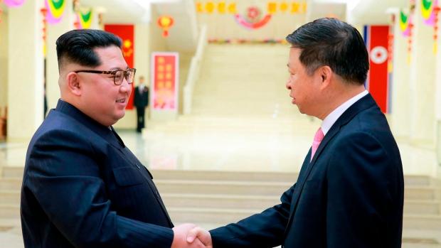 Kim Jong Un Song Tao