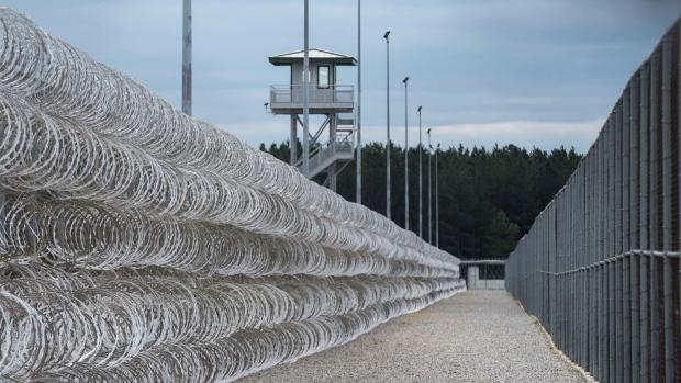 South, Carolina, prison, riot,