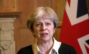 Theresa May Syria airstrike