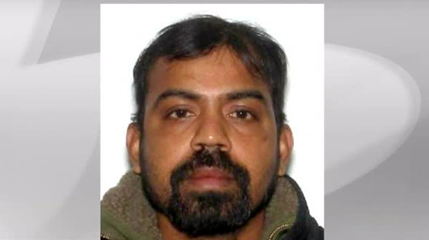 Police have released this photo of Kirushna Kumar Kanagaratnam. (Toronto Police Service handout)