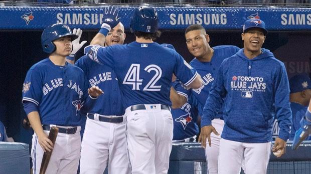 Toronto Blue Jays&#39 Randal Grichuk