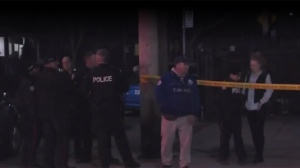 One person sustained critical injuries after a shooting at a bar in Junction Triangle.