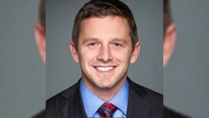 Liberal MP Francis Drouin says an allegation has been made against him following an incident at the party's convention in Halifax this weekend.