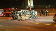 fatal, crash, North York,