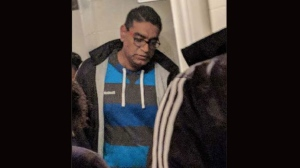 Police have released this photo of a suspect wanted in connection with an alleged sexual assault of a woman at a nightclub near College and Bathurst streets. (Toronto Police Service handout)