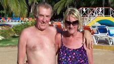 Jim and Irene Headley