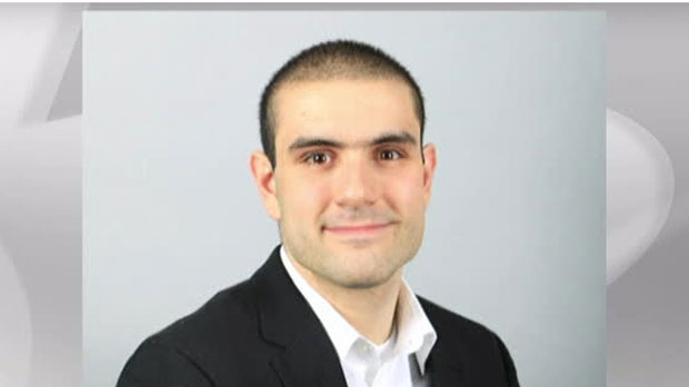 Alek Minassian, a 25-year-old Richmond Hill resident, is seen in this undated photo. Minassian was arrested following a deadly van attack in North York on April 23, 2018. (Alek Minassian/LinkedIn)