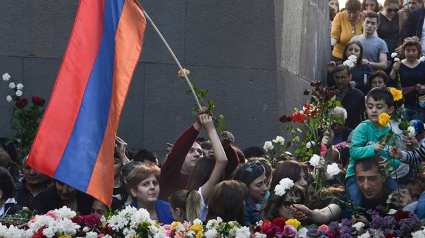 SoCal Armenian community marks genocide anniversary
