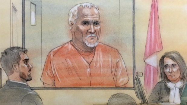 Accused serial killer Bruce McArthur waives right to preliminary inquiry