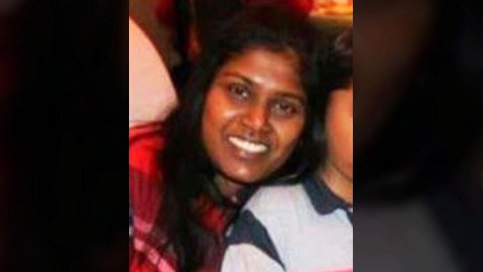 Renuka Amarasingha is shown in this undated photo.