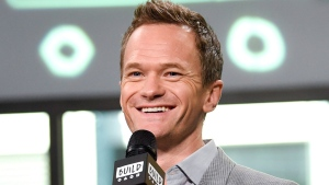 """Actor Neil Patrick Harris participates in the BUILD Speaker Series to discuss the Netflix Original, """"A Series of Unfortunate Events"""", at AOL Studios on Friday, Jan. 13, 2017, in New York. (Photo by Evan Agostini/Invision/AP)"""