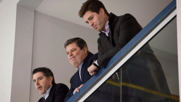 maple leafs appoint kyle dubas as new general manager