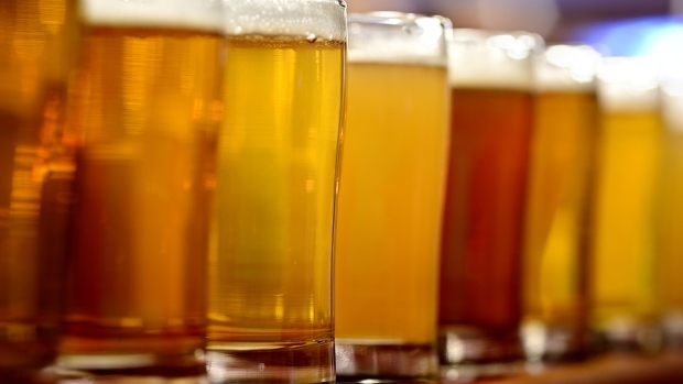 Ford Announces Buck-a-Beer Plan""