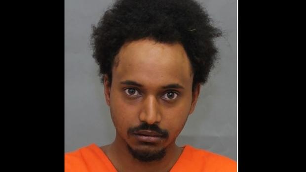 Birhan Imam, 23, is shown in a Toronto police handout image. (TPS)