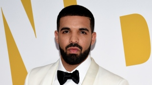 FILE - In this June 26, 2017, file photo, Canadian rapper Drake arrives at the NBA Awards in New York. Drake is going on tour.  (Photo by Evan Agostini/Invision/AP, File)