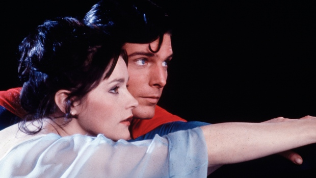 BRAUN: Margot Kidder a super woman
