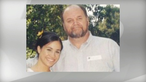 Thomas Markle and Meghan Markle