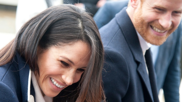 Markle, Prince Harry