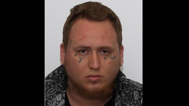 Daylo Robinson, 27, is shown in a Toronto police handout image.