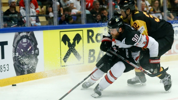 Ice hockey: Canada edges Russian Federation in overtime, Finland crashes out