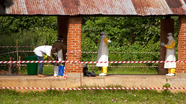 Ebola outbreak in the Congo spreads to major city, health officials confirm