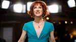 Comedian Kathy Griffin poses for a picture in Toronto, Tuesday May 22, 2018. THE CANADIAN PRESS/Mark Blinch