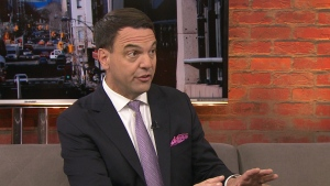 OREA chief executive Tim Hudak is shown in this file photo.