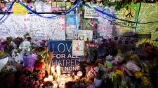 memorial van attack