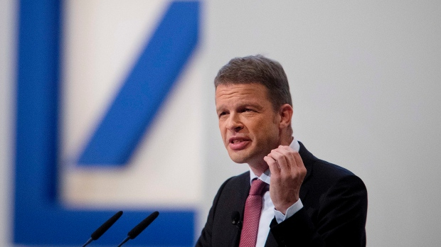Deutsche Bank said to mull 10,000 job cuts in global retreat