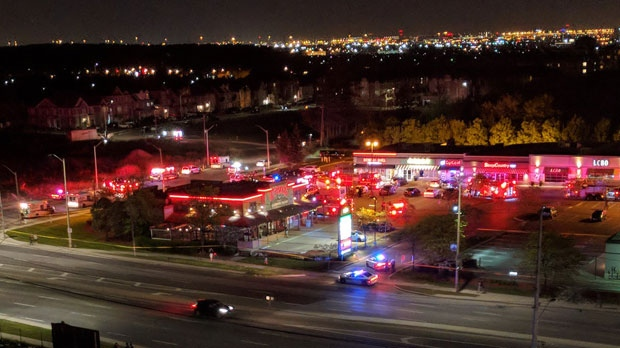 Multiple patients injured after reported explosion in Mississauga
