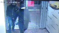 Restaurant explosion suspects