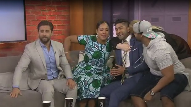 Travis says farewell to CP24 Breakfast Weekend | CP24.com